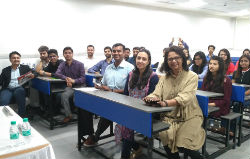 LLM Orientation 2018 - Kirit P Mehta School of Law